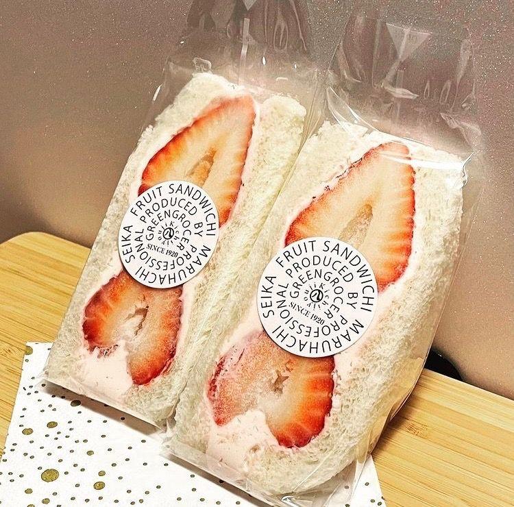 フルーツ サンド 高浜 福井にも「フルーツサンド」ブーム到来? 生クリームにゴロッと果実、休日行列の人気ぶり